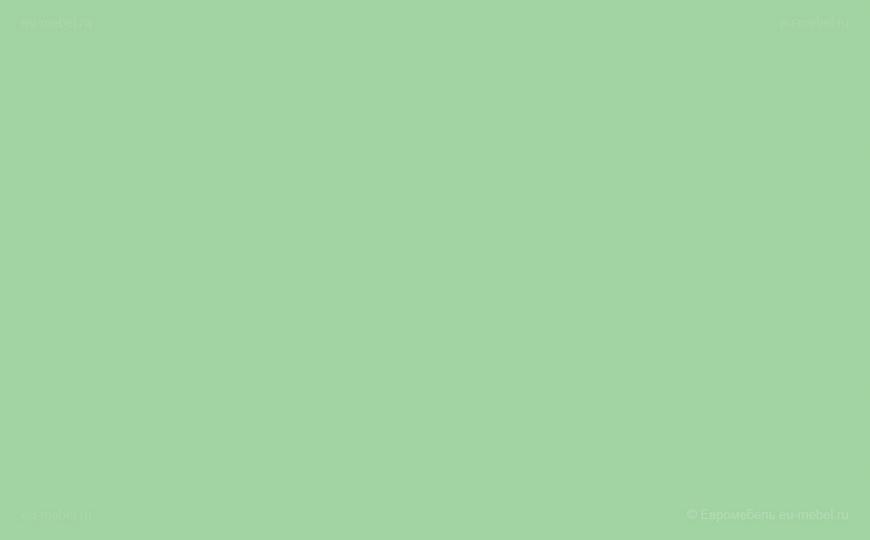 Зеленый мягкий