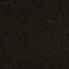 Черное звездное небо