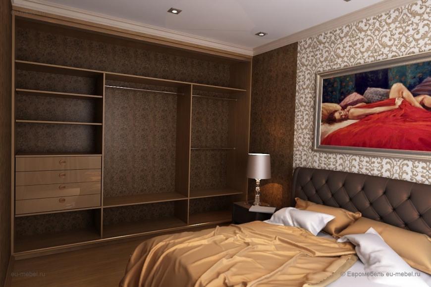 """Шкаф купе в спальню """"Амстердам"""""""